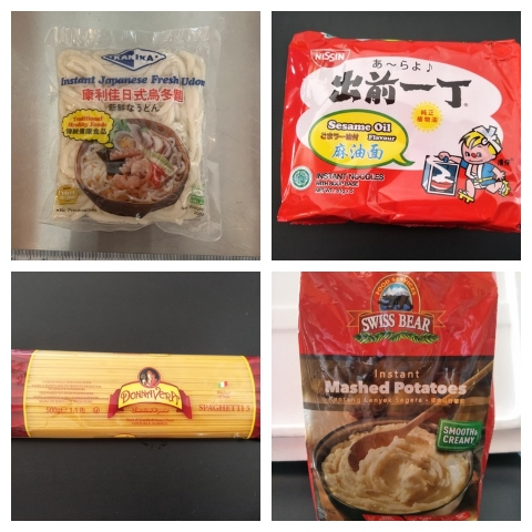Pasta, Flour & Starch Products 面,粉,淀粉